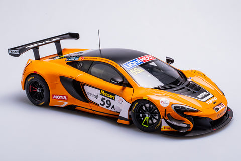 1:18 MCLAREN 650S GT3 - 2016 BATHURST 12 HOUR WINNER
