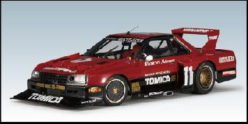 1/18 NISSAN SKYLINE RS TURBO SUPER SILHOUETTE 1982