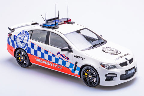 1:18 HSV GEN-F GTS NSW HIGHWAY PATROL