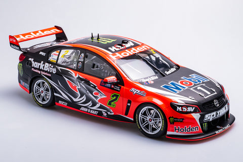 1:12 HOLDEN VF COMMODORE