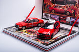 1:18 HOLDEN FIRST AND LAST AUSTRALIAN MADE COMMODORE TWIN SET - PRE ORDER
