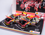 1:18 Ford FGX Falcon Twinset