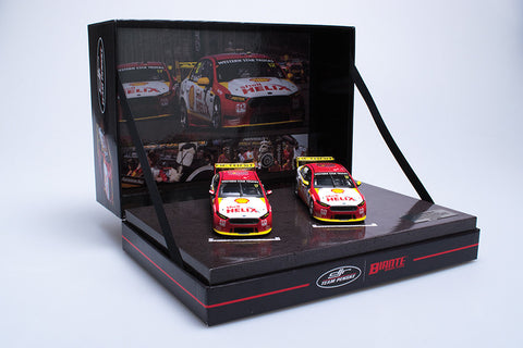 1:43 FORD FALCON FGX TWINSET