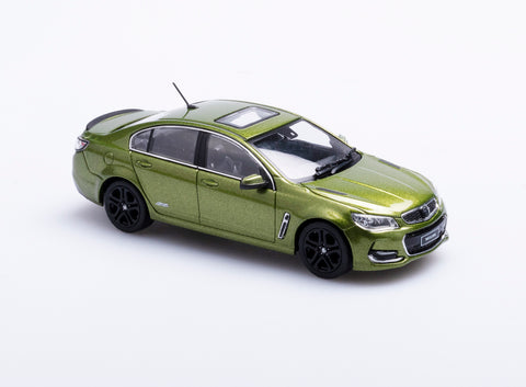 1/43 HOLDEN VF COMMODORE SSV JUNGLE GREEN - PRE ORDER