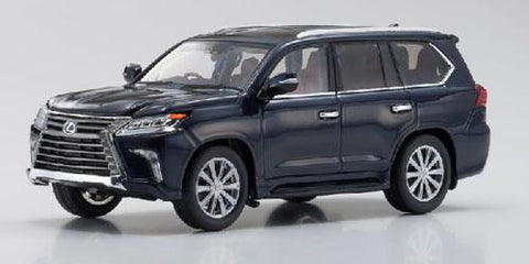 1:43 Lexus LX570 - Deep Blue MC - Diecast Model