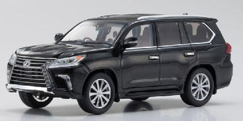 1:43 Lexus LX570 - Starlight Black GF - Diecast Model