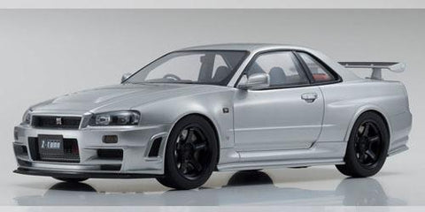 1:12 Nissan Skyline GT-R NISMO Z-tune - Silver - Resin Model