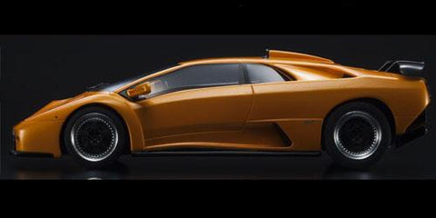 1:18 LAMBORGHINI Diablo GT - Metallic Orange - Resin Model
