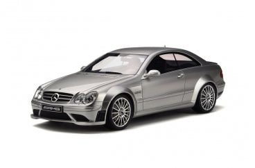 1:18 MERCEDES BENZ CLK BLACK SERIES