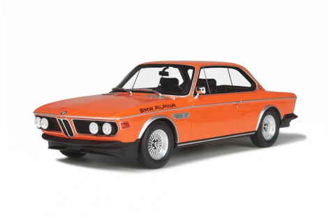 1:18 BMW 3.0 CS Alpina B2