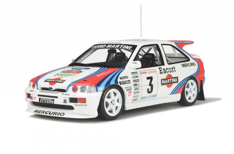 1:18 FORD ESCORT RS COSWORTH GROUP A