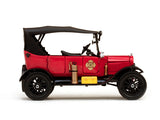 1:24 FORD MODEL T TOURING (FIRE CHIEF)