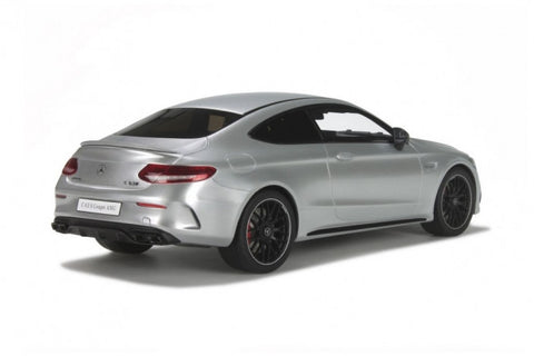 1 18 Mercedes Amg C 63 S Coupe Biante Model Cars