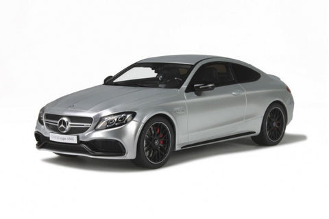 1:18 MERCEDES-AMG C 63 S COUPE