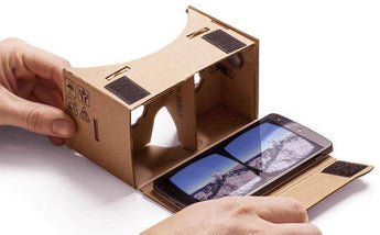 Getting into virtual reality with your smart phone