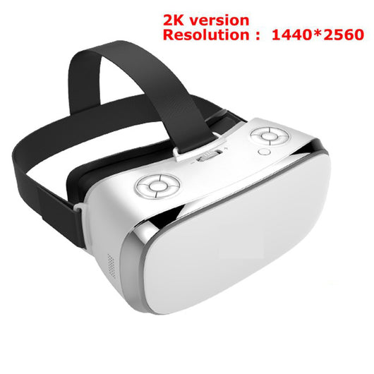 2018 Upgrades New V3H VR All In One Glasses S900 Quad core 3G Ram 16G Rom 5.5 inch 2K Display 3D Glasses Wifi VR Virtual Reality - Virtual Reality Canada