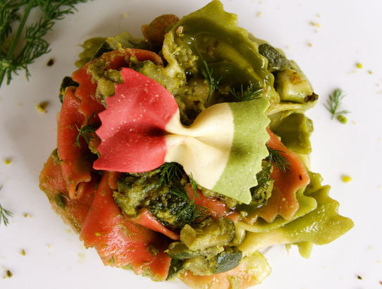 7 Simple yet Succulent Matcha Pasta Dishes
