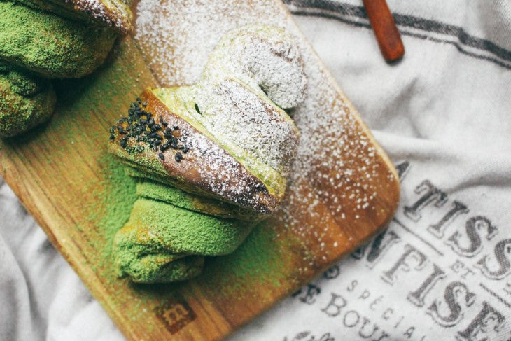 7 Great Ideas for Baking with Matcha