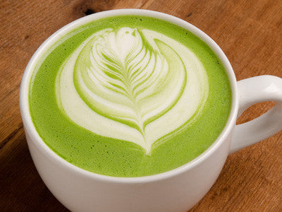 It's Never Too Late for a Matcha Latte