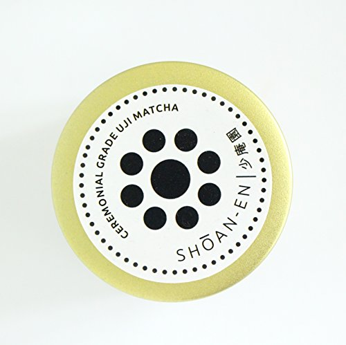 Shoan-en Matcha from Japan Ceremonial Grade - 30g