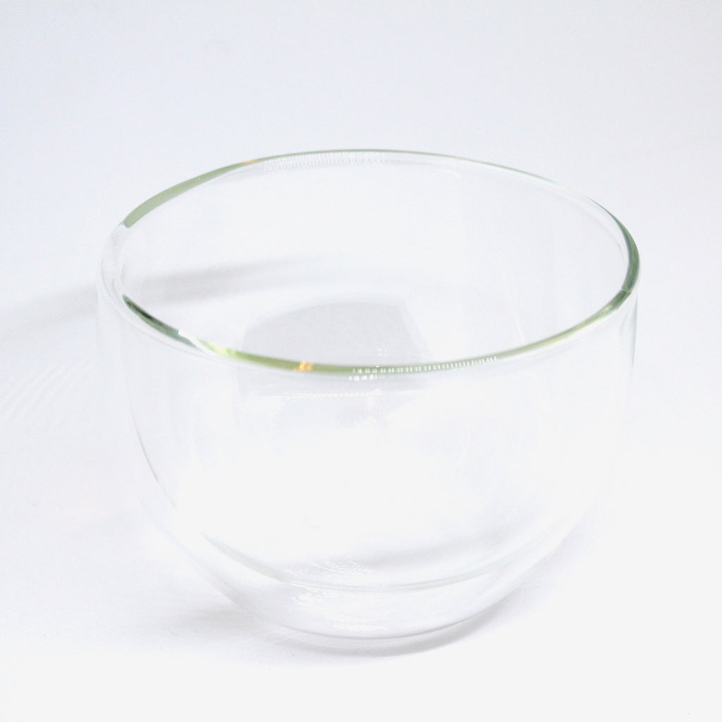 Chawan glass bowl