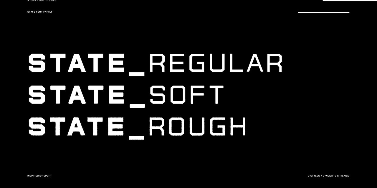 State Wide Rough - App