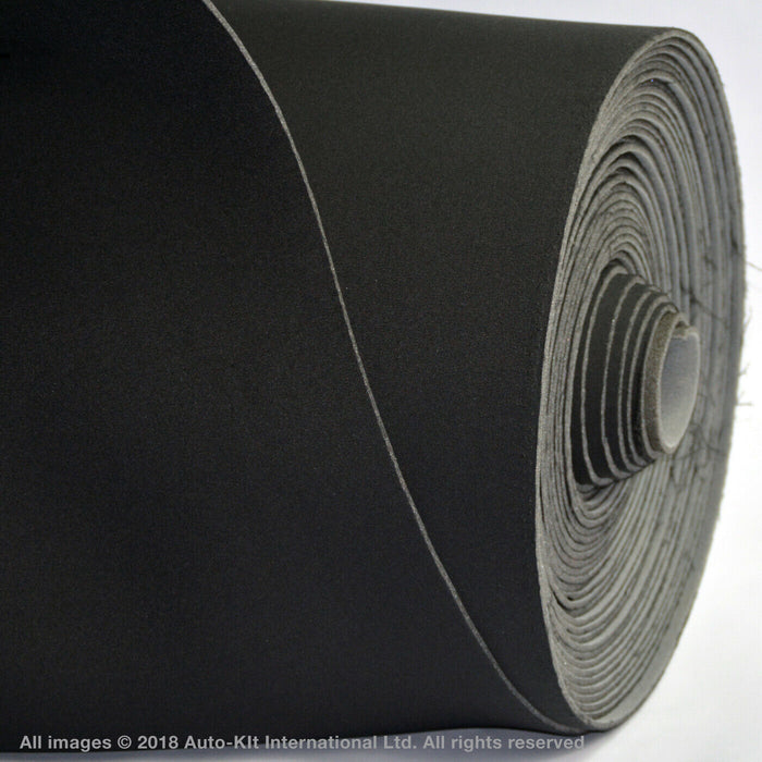 INKA VW Transporter T5/T6 Anthracite Upholstery Fabric Seating Retrims 3MM Laminated Scrim Foam