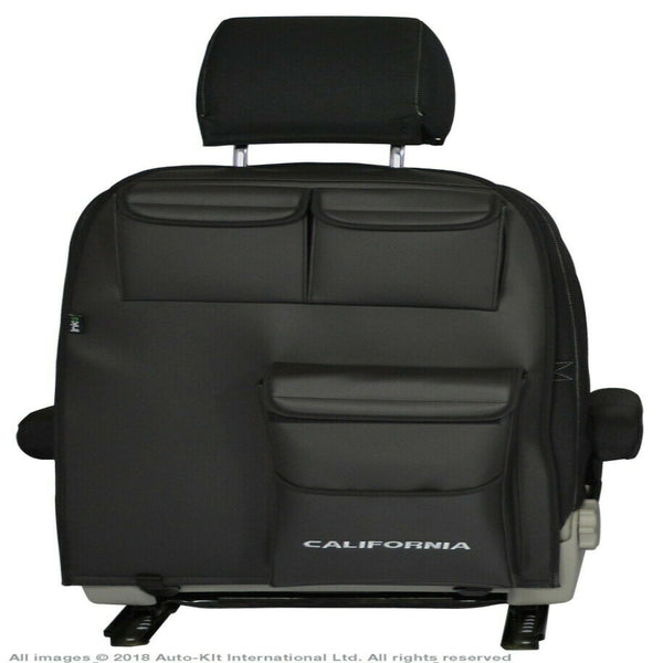 VW California T6,T5 Inka Multibox Seat Storage Pockets Organsier Tool Tidy Black