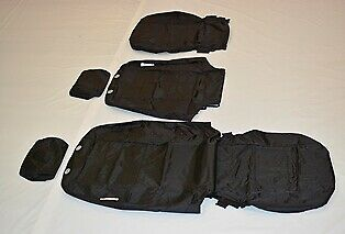 INKA Front 1+1 Fully Tailored Waterproof Seat Covers - to fit Nissan ENV200 2014+