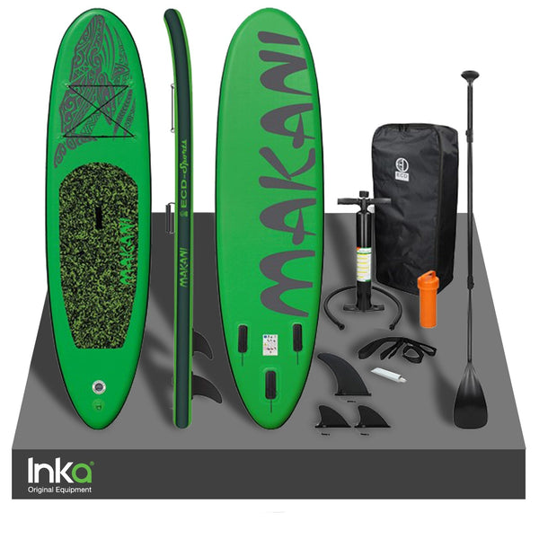 SUP stand up paddle board 10ft inflatable Maona surfing board kit paddleboard