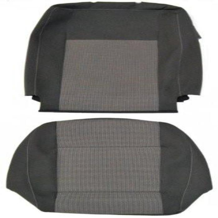 New Original VW T5 Transporter 2010+ OE Replacement Seat Cover - Rear Single Seat Cover TIMO & ANTHRACITE CLOTH