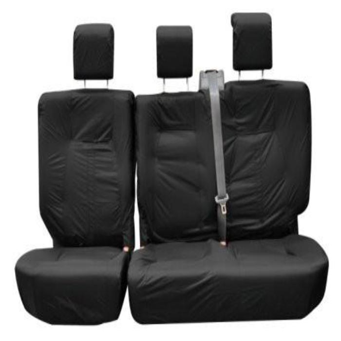 Ford Focus MRK III Inka Fully Tailored Waterproof Rear Row Seat Covers 2012 Onwards Heavy Duty Right Hand Drive