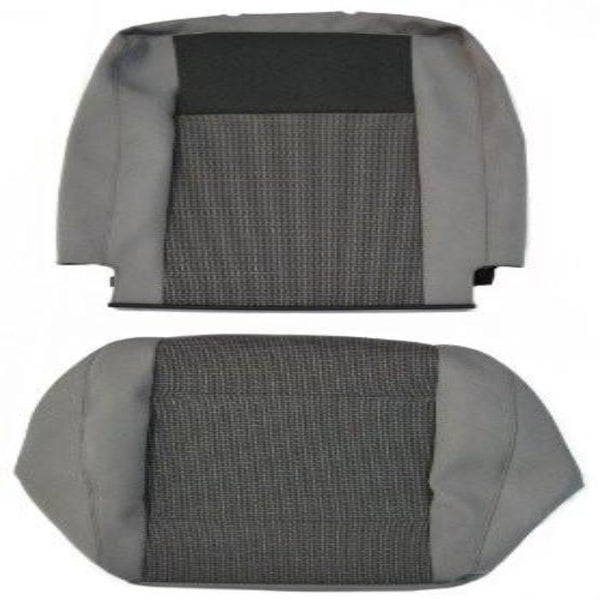 New Original VW T5 Transporter 2010+ OE Replacement Seat Covers - Rear Single Seat Cover TIMO & TITAN CLOTH