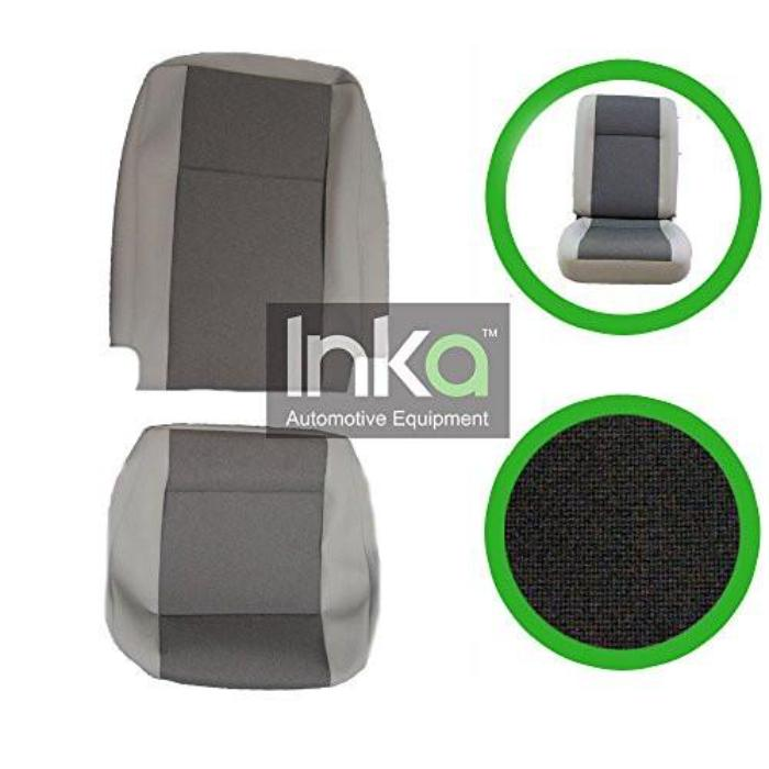 New Original VW OE Replacement Seat Cover - Rear Single Seat Cover - Austin Titanium Grey