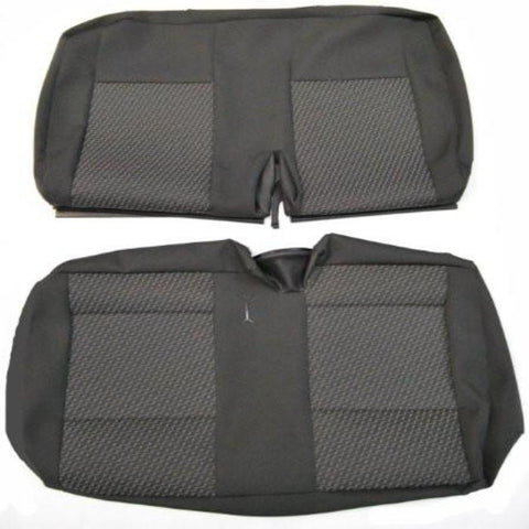 New Original VW T5 Transporter 2010+ OE Replacement Seat Cover - Rear Double Passenger Seat Cover TASAMO CLOTH