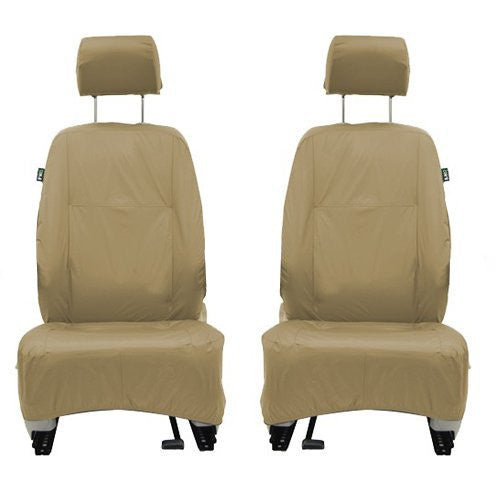 Nissan NV200 Fully Tailored Waterproof Front 2009-2012 Heavy Duty Right Hand Drive Beige