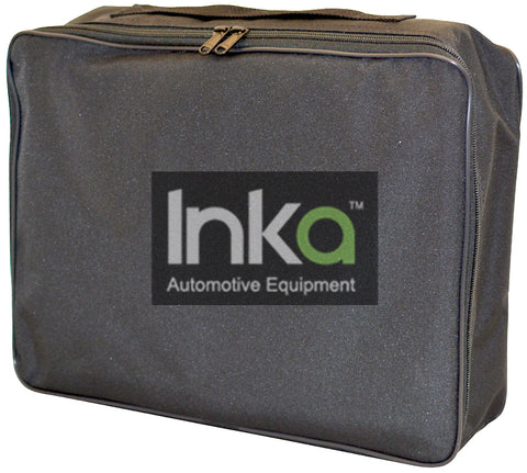 BMW 3 Series E91 Estate Touring Custom Inka Boot Liner Dog Mat Guard in Black MY 2005 to 2012 Tailored Waterproof