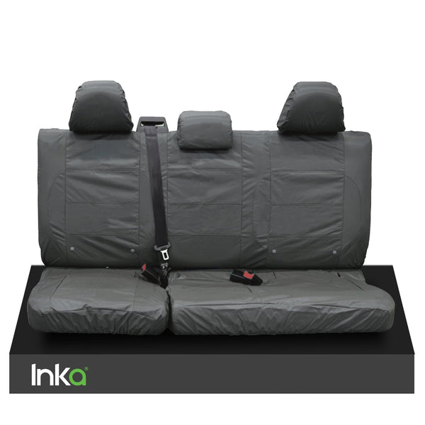 MERCEDES BENZ CITAN W415 MK1 FRONT & REAR TAILORED WATERPROOF SEAT COVERS