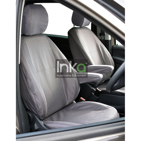 INKA Mercedes Vito Front Single Seat Fully Tailored Waterproof Seat Covers [Choice of 2 Colours]