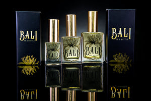 Bali in a Bottle Designer Floral Perfume and Fragrances