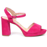 Sandalia Party Fucsia