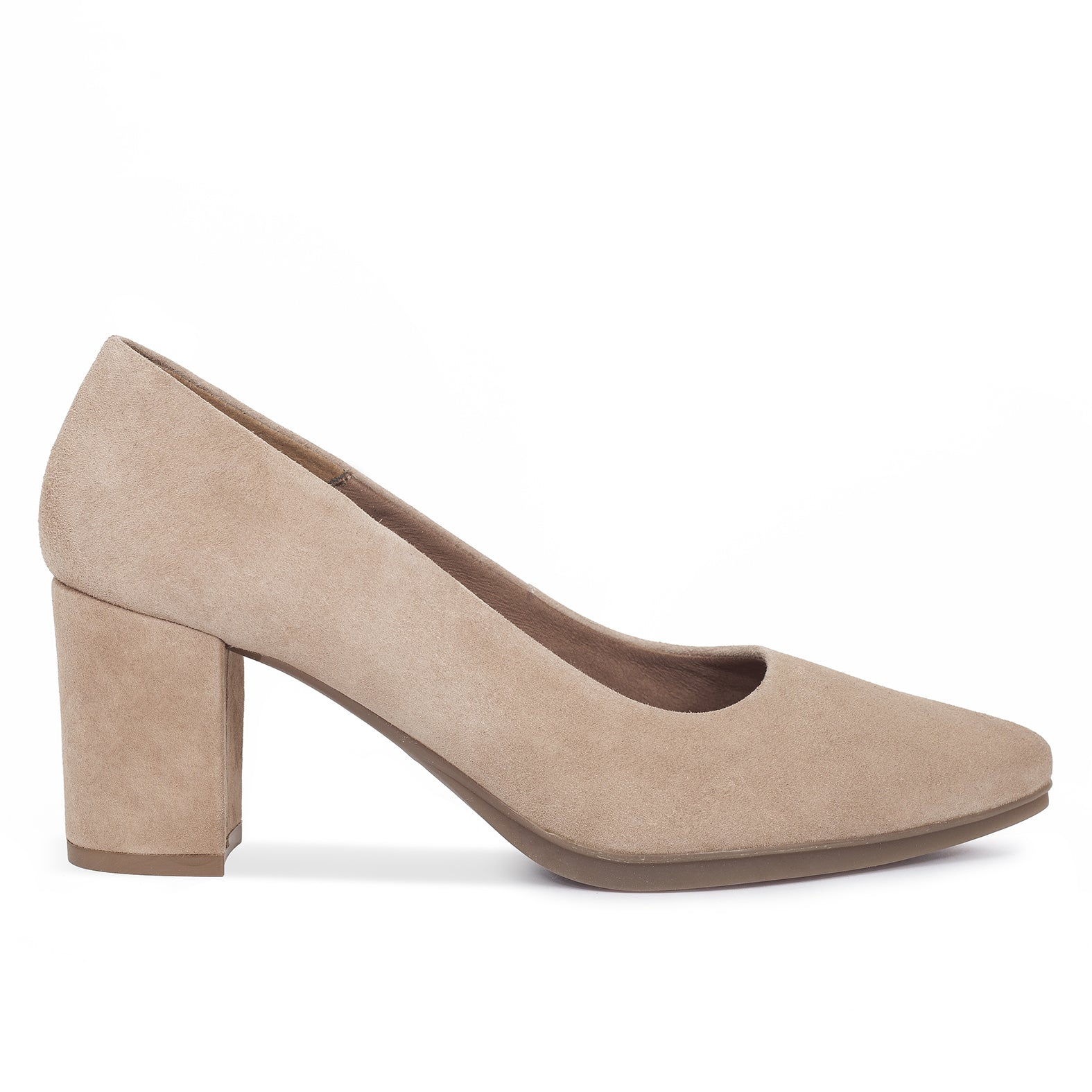 Mimao S Rosa Urban Zapatos Online Tacón Ancho Nude Mujer fqwq1BHAF