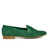 ANTIFAZ Slipper de piel VERDE - miMaO ShopOnline