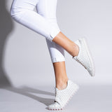 FLOR Zapatilla Extra Flexible BLANCO