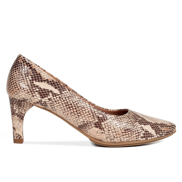 URBAN STILETTO - Ed. Limitada SERPIENTE BEIGE