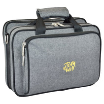 Oboe Case (Gig Bag) by Tom and Will - Grey (27x35x15cm)