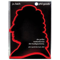 J. S. Bach Cookie Cutter