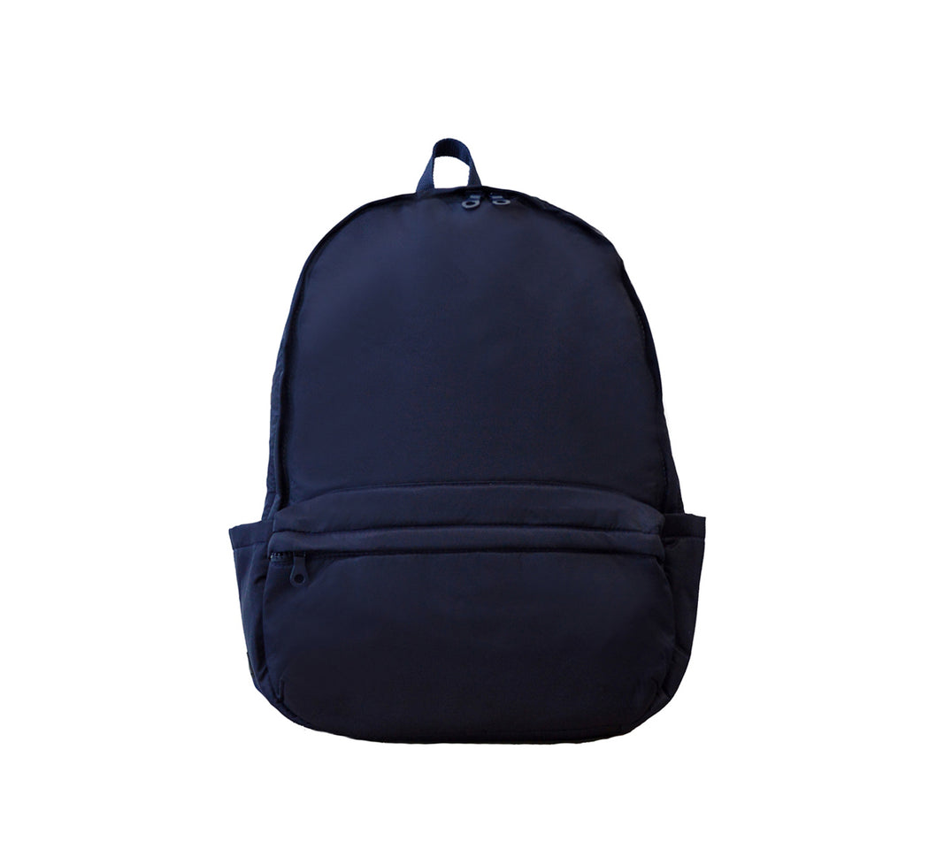 TOBY BACKPACK / NAVY BLUE SMOOTH