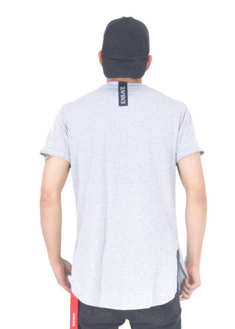 Long T-Shirt - Grey