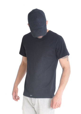 Slim Fit T-Shirt - Black